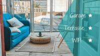 Résidence de Vacances Grenoble La Loggia - Appartement Terrasse + Garage à Grenoble