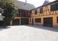 gite Mittelwihr Gite Spa avec billard et baby foot