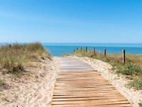 Résidence de Vacances Noirmoutier en l'Île APARTMENT 4 personnes Maisonnette dans la dune de la Guérinière à Noirmoutier.