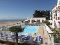 Location de vacances La Tranche sur Mer Studio Front de Mer - Océan