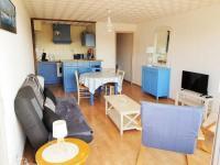 Résidence de Vacances Picardie Appartement sur le port du Crotoy vue Baie de Somme