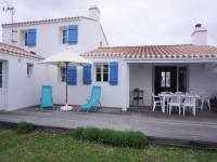 Location de vacances L'Épine House L'epine - 6 pers, 80 m2, 4-3