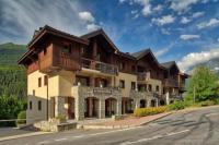 Résidence de Vacances Les Houches Alpine Retreat Residence Le Kandahar: Close to lifts