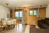 Appartement Les Houches APARTMENT REFUGE DE BELLACHAT - Les Houches - Sleeps 4
