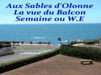 Location de vacances Pays de la Loire Océane Flore appart vue mer