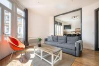 Résidence de Vacances Lille Grand appart 85m2 de standing, hyper centre/gare