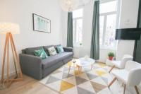 Résidence de Vacances Nord Pas de Calais In the heart of Central Lille - nice and cozy flat 4pers