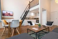 Résidence de Vacances Nord Pas de Calais Lille Centre - Superbe appartement lumineux 6p 3ch
