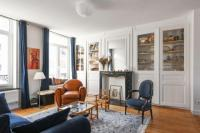 Résidence de Vacances Nord Pas de Calais Luxurious familial flat in central Lille close to Solferino - Welkeys