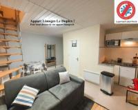 Résidence de Vacances Limoges Appart Limoges Centre Le Duplex !