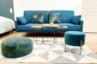 Résidence de Vacances Limoges Joli studio lumineux et rénové! King Size + Smart TV + Parking gratuit