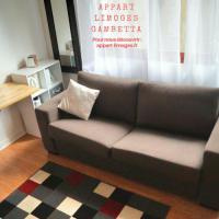 Appart Hotel Limoges Studio Limoges Gambetta