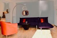 Appartement La Vacquerie et Saint Martin de Castries Un loft spacieux et baigné de lumière