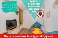 Appartement Bâgé la Ville Cosy T2/Travailleur/ Etudiant