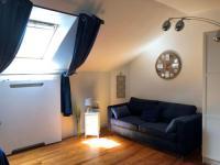 Appart Hotel Chaumont en Vexin 2. Studio indépendant calme avec jardin