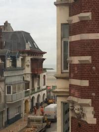 Appart Hotel Dunkerque Appartement cosy vue mer
