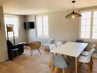 Appartement Merville Franceville Plage Appartement vue mer refait à neuf