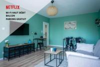 Résidence de Vacances Metz Le Colibri - Appartement T2 de 47 m2 à Metz - jusqu'à 4 personnes