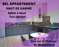 Résidence de Vacances Franche Comté Le 15 - Au pied du chateau de Montbéliard