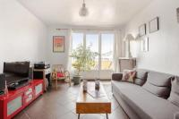 Appart Hotel Montreuil Charming flat with balcony in Montreuil at the doors of Paris - Welkeys