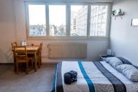 Résidence de Vacances Mulhouse The Bright N Cosy - Renovated Studio - CoroVid19 Sales LIMITED