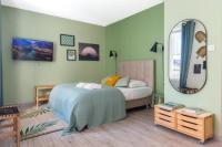 Résidence de Vacances Mulhouse The GreenBay - Well Furnished Studio in the Center of Mulhouse