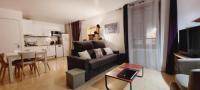 Résidence de Vacances Nanterre Duplex centre Ville