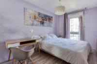 Résidence de Vacances Nanterre Spacious Apartment with Stunning view fits up8GuestReady