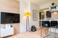 Appart Hotel Nantes Unsejouranantes - Le Studio Fouré