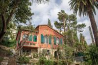 Résidence de Vacances Nice Appartements dans Villa Olympe