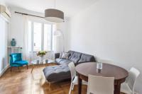 Résidence de Vacances Nice Charming 1br with balcony and AC in Nice, 10 min from the beach - Wels
