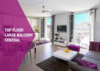 Appart Hotel Nice Gounod penthouse apartment