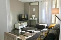 Résidence de Vacances Nice Large 2 Bdrs apartment Down Town - AC