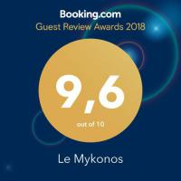 Appart Hotel Nice Le Mykonos