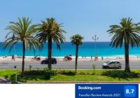 Appart Hotel Nice Seaflat in Nice