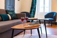 Résidence de Vacances Nîmes Appartement Privé Climatisé entre Arènes et Maison Carrée