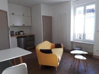 Appartement Maillezais Un Appart en Ville
