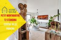 Résidence 3 étoiles Maillezais Votre Escale - Le petit Montmartre