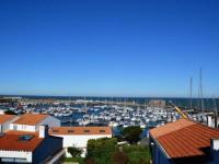 Résidence de Vacances L'Épine APARTMENT 4 personnes Noirmoutier : Location vacances vue mer sur le port de l'Herbaudière pour 4 personnes.