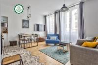 Résidence de Vacances Paris Amazing 2 Rooms Flat near Bastille - An Ecoloflat