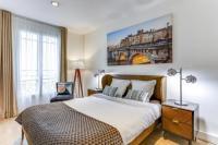 Appartement Ile de France Apartments Paris Centre - At Home Hotel