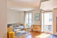 Résidence de Vacances Paris Comfortable and Modern Apartment for 3 People