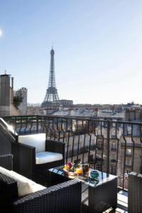 Résidence de Vacances Paris Eiffel Tower View
