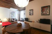 Location de vacances Paris 1er Arrondissement Large Architect flat 65m2
