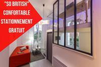 Appart Hotel Pau Studio Villa Anglaise - APPART EVASION