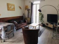 Résidence de Vacances Perpignan Logement 4 couchages, 200 mètre du centre-ville