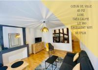 Résidence de Vacances Poitiers Appartement chic au coeur de Poitiers
