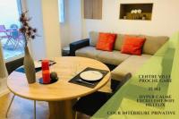 Appart Hotel Poitiers Bel appartement avec cour privative