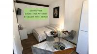 Appart Hotel Poitiers Joli studio au coeur de Poitiers