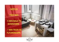 Résidence de Vacances Poitiers L'Impérial Poitiers (Wifi-Netflix)
